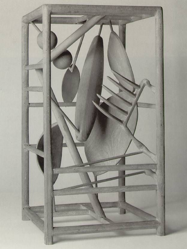 Alberto Giacometti,  The Cage  1930-31  Google Image Result for http://uploads2.wikipaintings.org/images/alberto-giacometti/cage.jpg