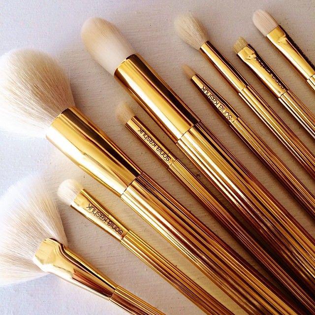 Sonia Kashuk Limited Edition 10 Piece Makeup Brush Set