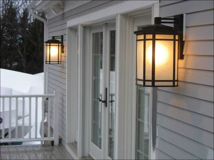 Best 25 Outdoor Garage Lights Ideas On Pinterest