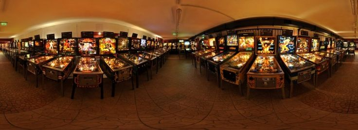 Hungary's first and Europe's largest continuously operating interactive pinball exhibition