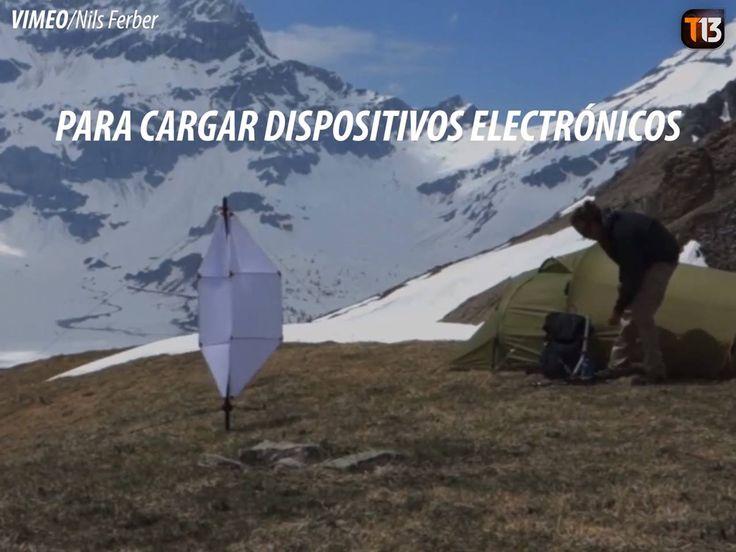 ❝ Turbina de viento para cargar teléfono ❞ ↪ Vía: Entretenimiento y Noticias de Tecnología en proZesa