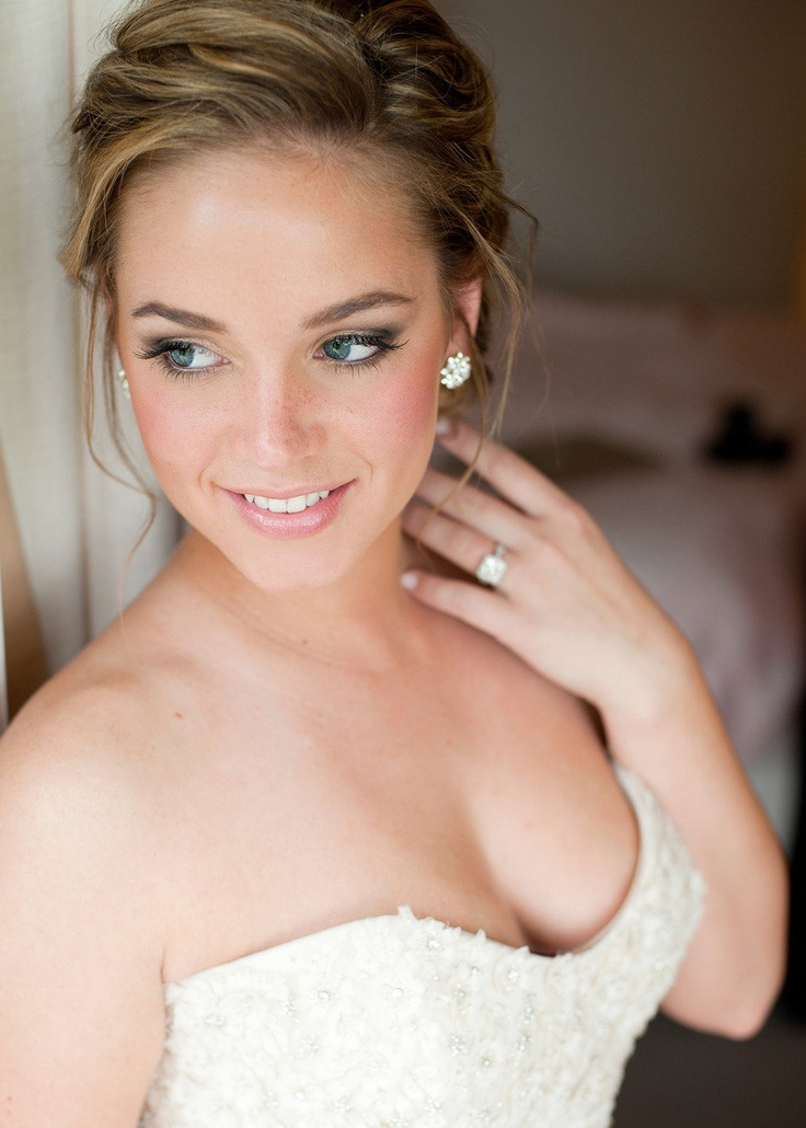 78 best Wedding Day Makeup images on Pinterest