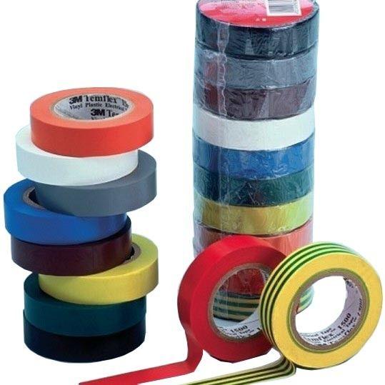 Electrical Tape 1500 GU VINYL WHITE size 18mmX20mX0.13mm.     - Harga per 10 rolls  http://tigaem.com/isolasi-electrical-tape/581-electrical-tape-1500-gu-vinyl-black-size-18mmx20mx013mm.html  #electricaltape #isolasi #3M