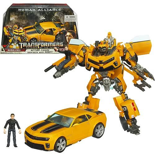 Mainan Transformers Bumblebee
