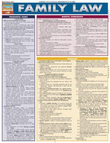 Family Law (Quick Study: Law) by Inc. BarCharts http://www.amazon.com/dp/1423217640/ref=cm_sw_r_pi_dp_x4tiub0RYZZ4A