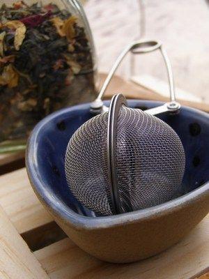 Infusor de té. Todos los detalles para hacer de sus regalos corporativo o personales una real experiencia de placer.