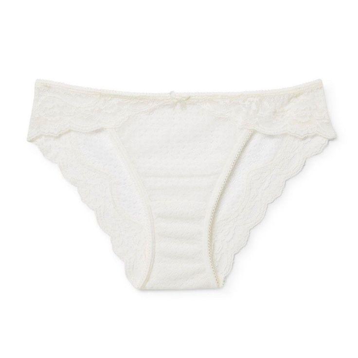 Women's Mesh Cheeky Bikini -