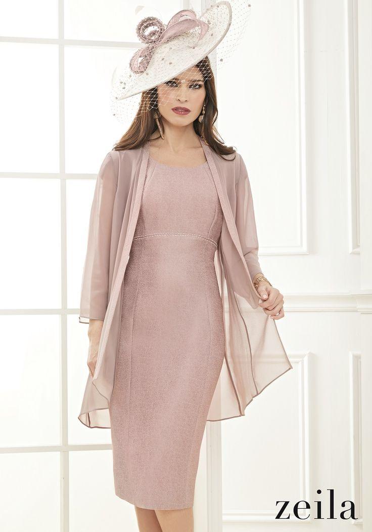 Zeila – Dress & Jacket – 3020581 — Mother of the Bride & Special Event Dresses, Outfits, Melbourne, Vic — Ever Elegant