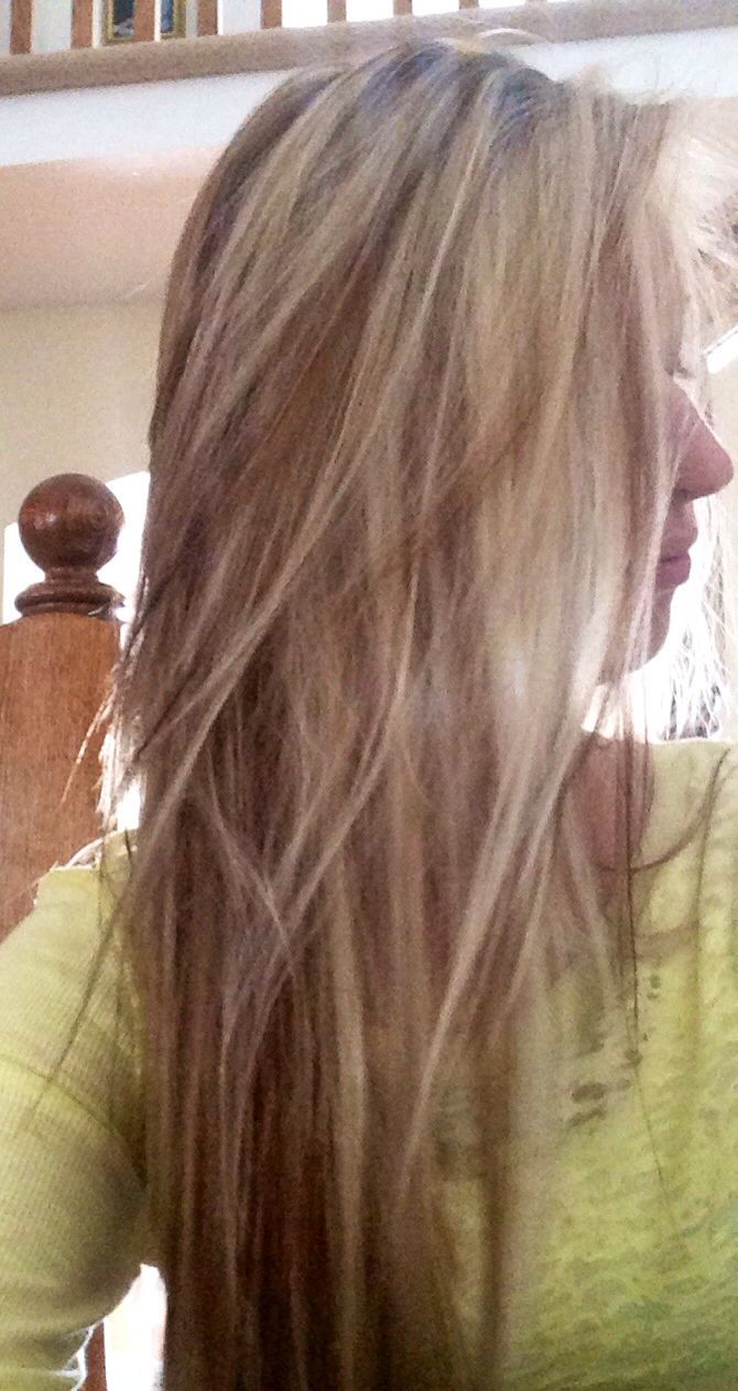 The perfect color! Blonde with dark low lights | HAIR ...