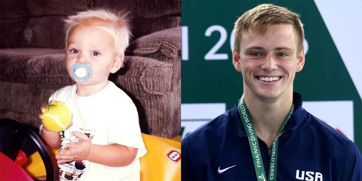 43 Adorable Childhood Photos of Team USA Olympians