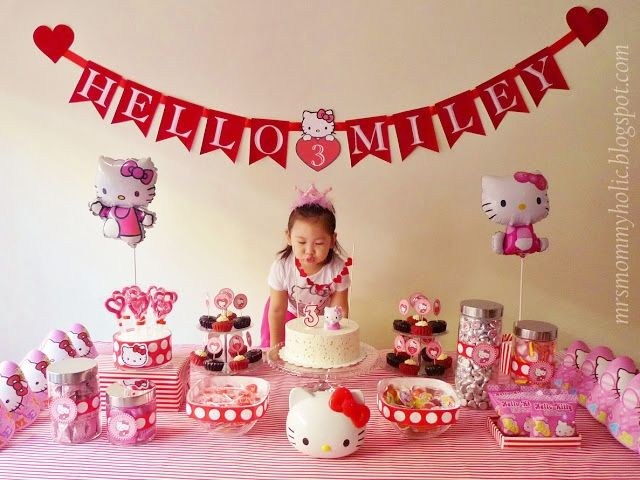 117 best Hello Kitty Things images on Pinterest Kitty party