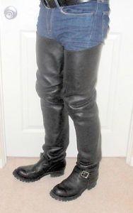 Wesco Big Boss Crotch High Boots Mens 10 1 2d Leather