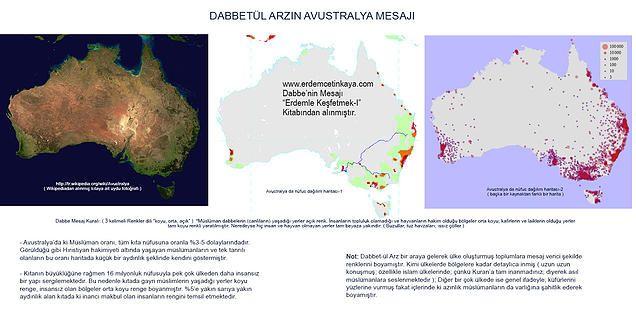 Avustralya Mesajı