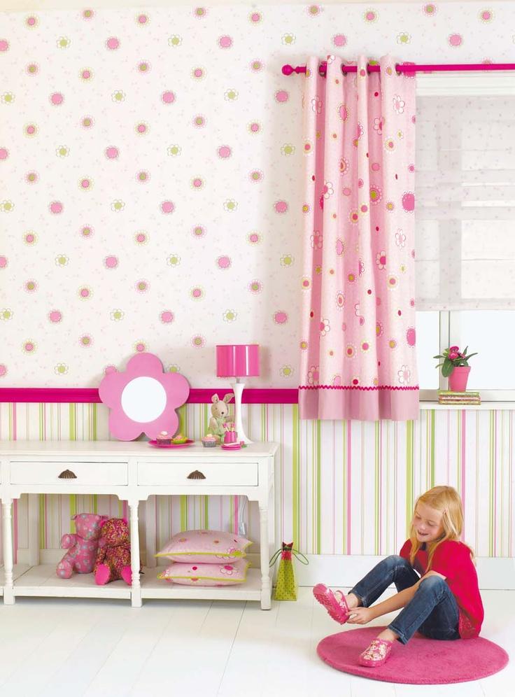 Casadeco Tapeten Kinderzimmer : surprise: Casadeco Surprise, Behang Inspiratie, Kids Room, Tapeten