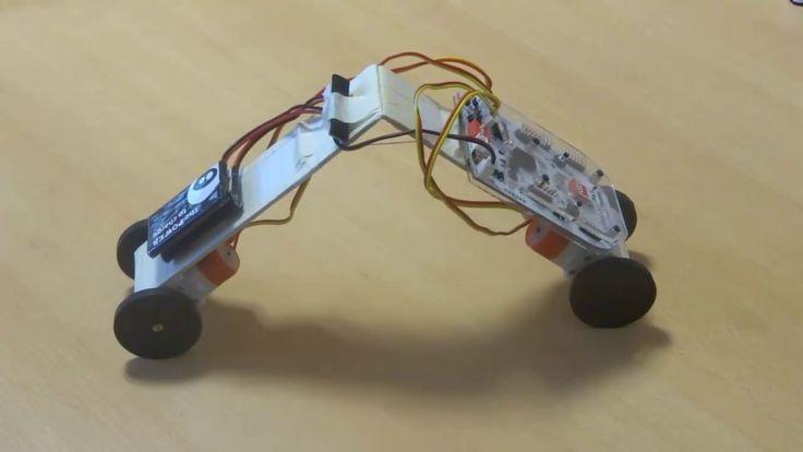 Best arduino verme images on pinterest robots