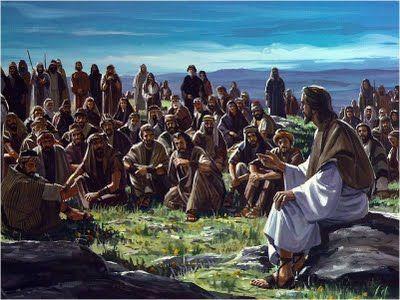 O sermão na montanha e as bem aventuranças