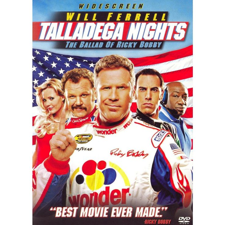 Talladega Nights: The Ballad of Ricky Bobby (