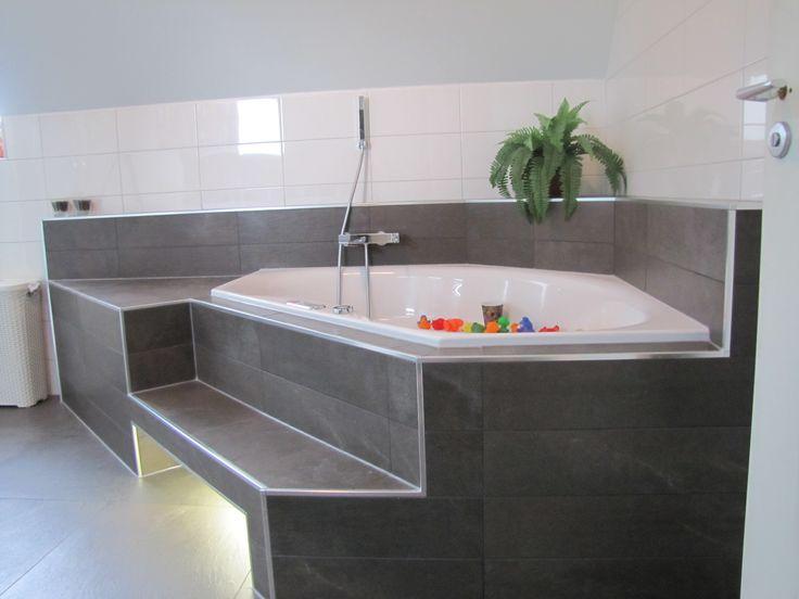 Badkamer in gelselaar ontwerp en realisatie door bubbels jets