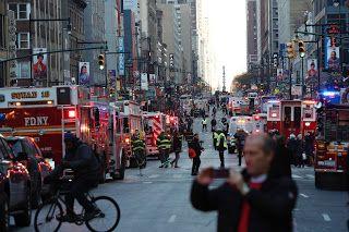 A Hír Ami Számít : New York, 2017. december 11.