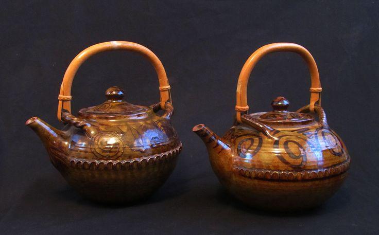 Large Wenford Bridge teapots