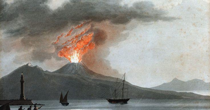 Cómo hacer un volcán con vinagre, bicarbonato de sodio, Coca-Cola y Mentos. Un volcán es una montaña que contiene roca fundida debajo de su superficie. Cuando estas montañas hacen erupción, expulsan gases y roca fundida. Cuando la roca fundida ya no está debajo de la superficie de la montaña, se llama lava. Los volcanes hacen erupción cuando las placas de la Tierra se mueven en un proceso llamado tectónica de placas. Si ...