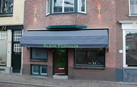 Restaurant Klein Fornuis aan het sluisje te Leidschendam