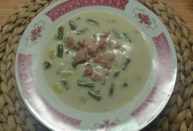 Jak uvařit fazolkovou polévku | recept