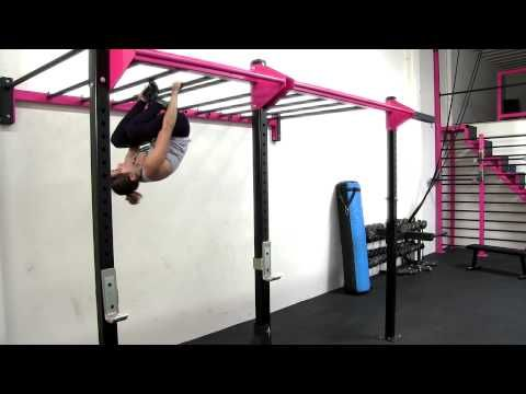 Monkey Bar Workout - 9 Moves You can do on the Monkey Bars - YouTube