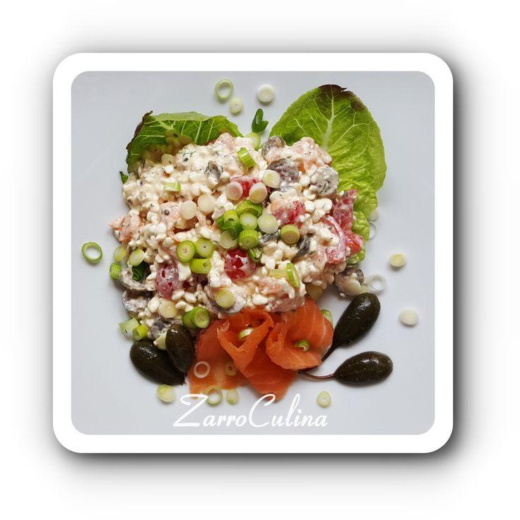 11 besten zarroculina lowcarb salat bilder auf pinterest frisch kohlenhydratarm und rezepte. Black Bedroom Furniture Sets. Home Design Ideas