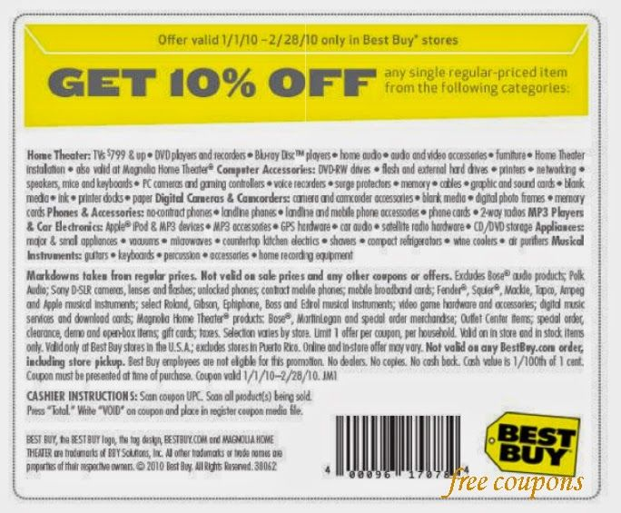 Best market coupons