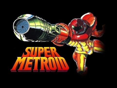 Super Metroid Review and Retrospective SNES - YouTube
