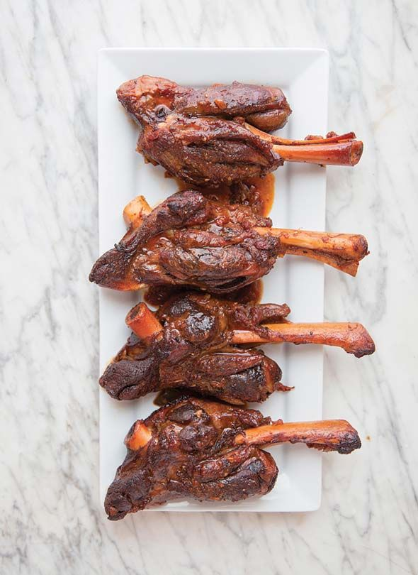 about Lamb Shanks on Pinterest | Lamb Shanks, Braised Lamb Shanks ...