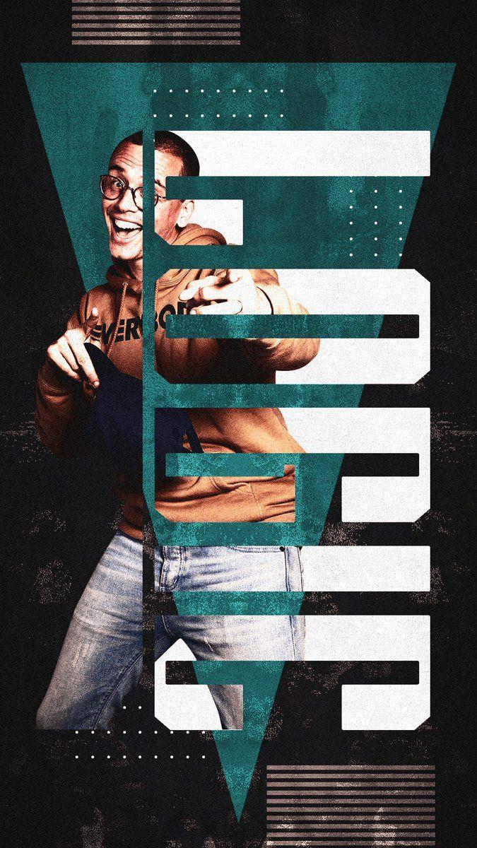 Meech Robinson On Concert Poster Design Sport Poster Design Logic Rapper Wallpaper