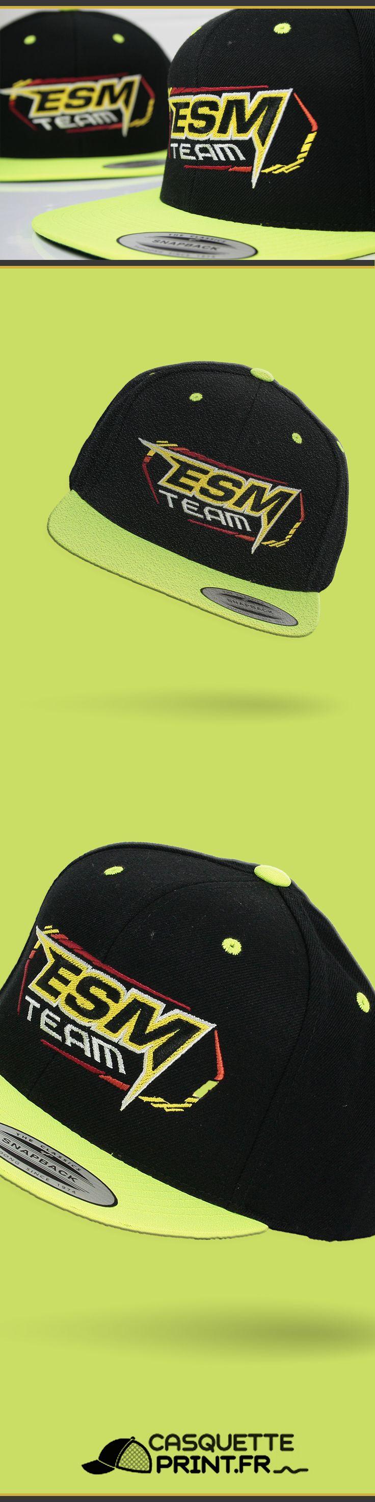 #entreprise #casquette #bonnet #trucker #personnaliser #snapback #yupoong #particulier #personnalisation #goodies #mode #fashion #association