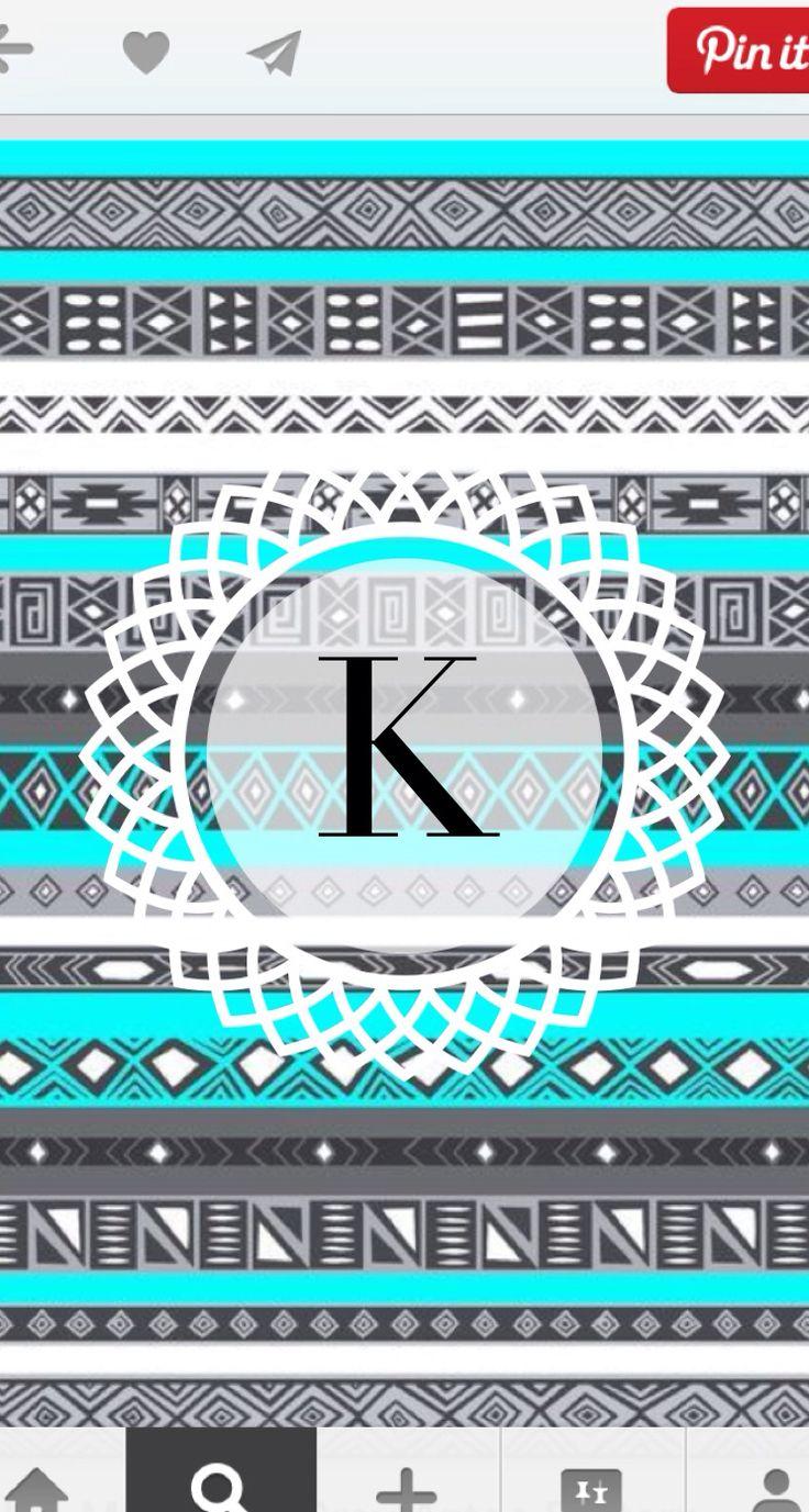 Love this monogram wallpaper app! Monogram wallpapers and backgrounds