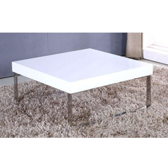 Tiffany White High Gloss Square Coffee Table Furniture: 25+ Best Ideas About Square Coffee Tables On Pinterest