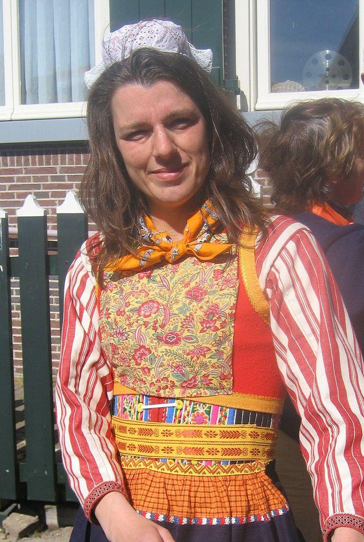 Marken koninginnedag 2007