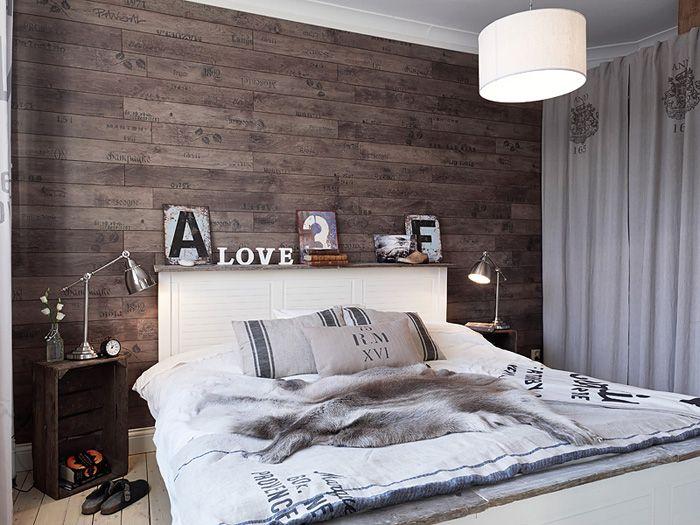 sypialnia w stylu francuskiego vintage - Lovingit.pl