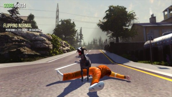 Goat Simulator has seen perhaps more of its fair share of publicity lately, but it seems the developers are willing to support their product...
