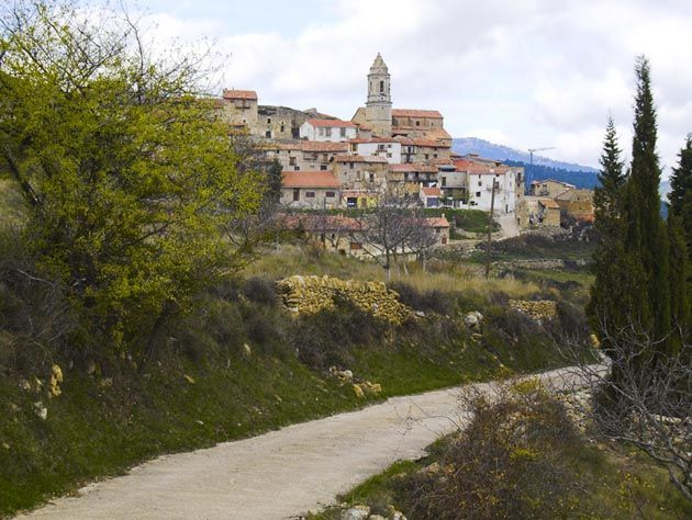 Paisaje boixar la pobla de benifass castell n turismo for Turismo interior castellon