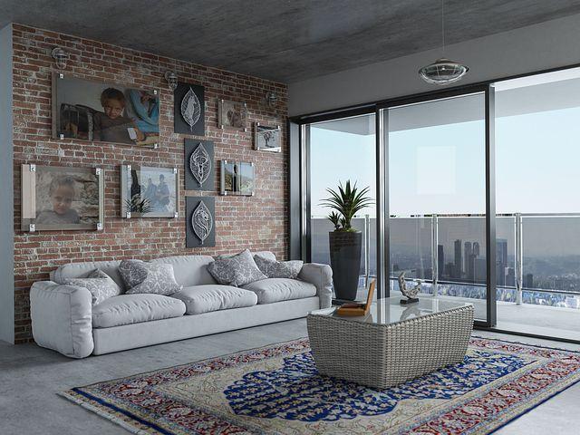 ウィンドウ 家具 ルーム 家の中 ホーム ソファ アパート