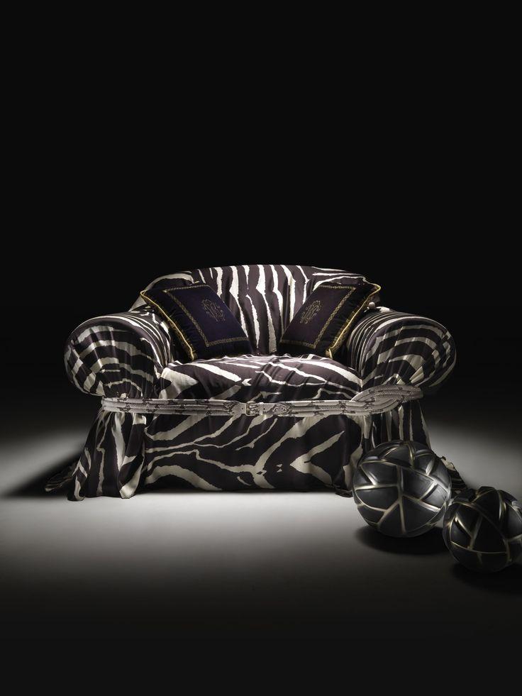 Roberto Cavalli Home - Interiors #design #home #fashion