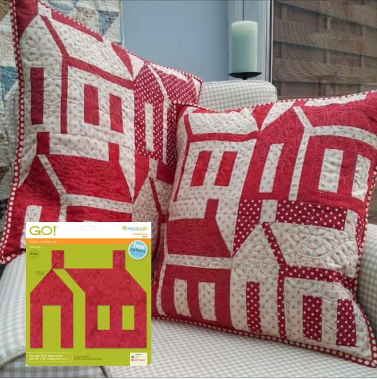 66 best Pillows, Pillows and more Pillows! images on Pinterest ... : quilts and pillows - Adamdwight.com