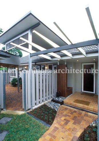 Architecture in Brisbane, Kenmore.