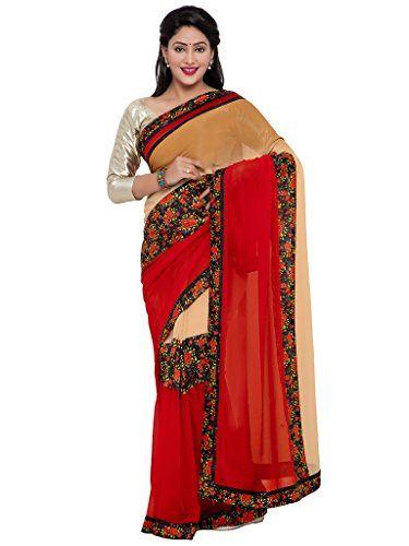 Indian Women multicolor color georgette sari INDIAN WOMEN http://www.amazon.in/dp/B01NBNK6O3/ref=cm_sw_r_pi_dp_x_Ez4Byb10C2E7P