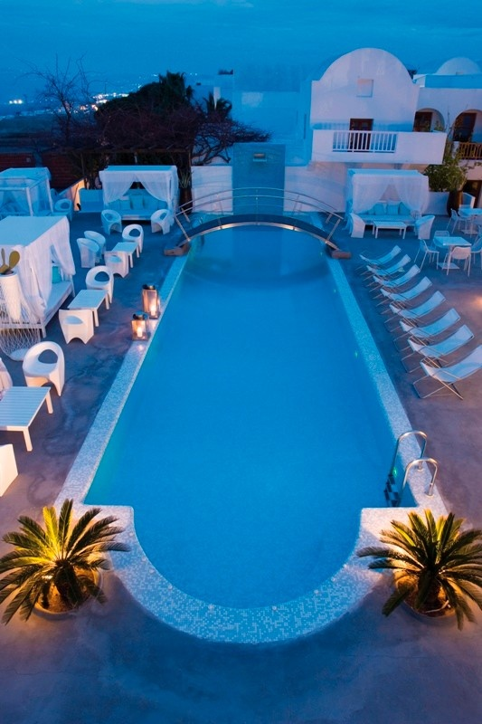 It is in perfect keeping with the geological essence of Santorini Island and all that it signifies. - Aressana Spa Hotel & Suites