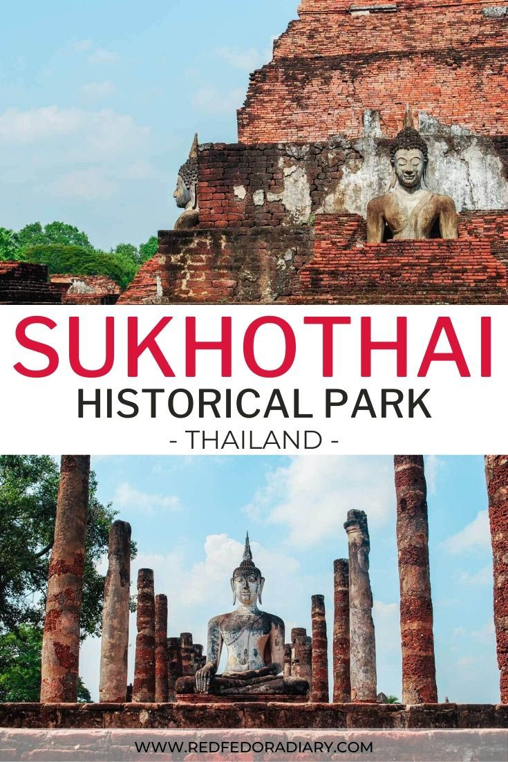 Sukhothai Historical Park In Thailand Ultimate Guide 2020 Update In 2020 Thailand Travel Inspiration Thailand Travel Guide Asia Travel