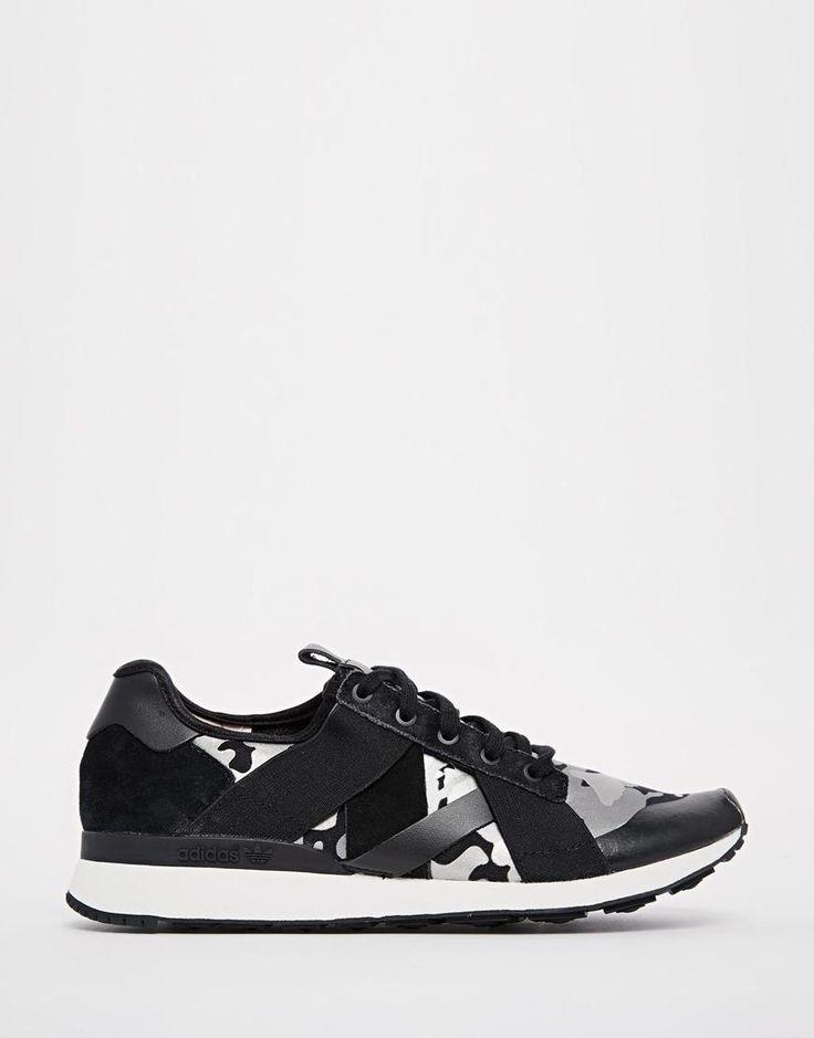 Adidas | Черные кроссовки с принтом adidas Originals AR-10 на ASOS