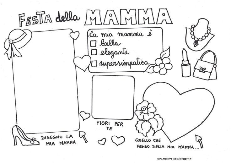 attività festa Mamma