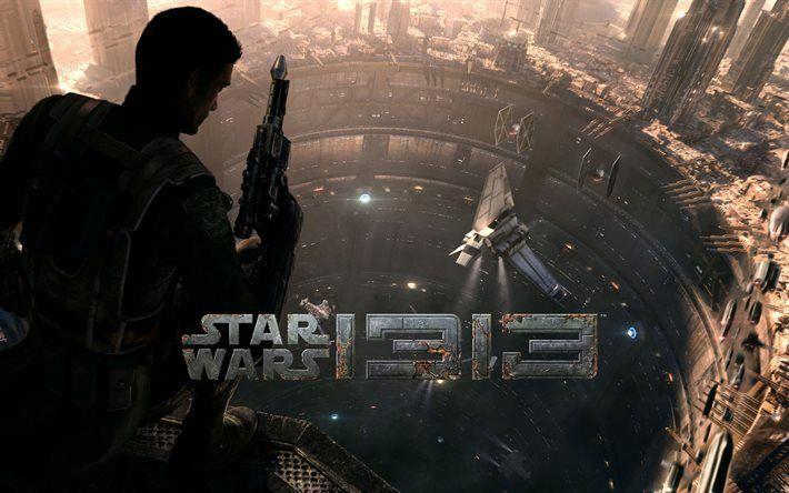 Scarica sfondi Star Wars 1313, 2017, 4k, nuovi giochi